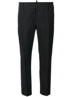 классические укороченные брюки Dsquared2
