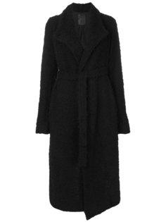 пальто с поясом  Lost & Found Ria Dunn