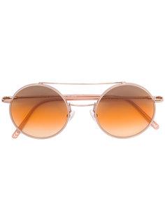 солнцезащитные очки Tan Andy Wolf Eyewear