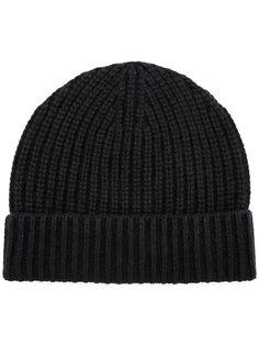 шапка в рубчик Iris Von Arnim