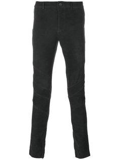 брюки скинни в рубчик Forcerepublik
