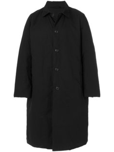 пальто с вощеной отделкой Casey Casey
