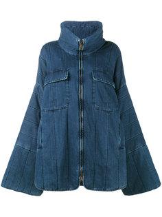 свободное джинсовое пальто  Chloé