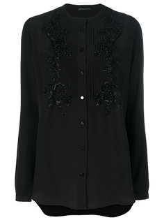 блузка с отделкой бисером  Ermanno Scervino