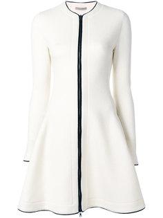 приталенное платье на молнии  Ermanno Scervino