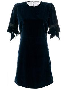 классическое приталенное платье шифт  Sonia Rykiel
