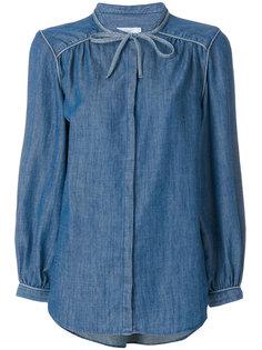 классическая джинсовая рубашка Closed