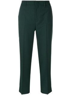 укороченные брюки Prada