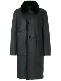 двухстороннее пальто из овчины Sofie Dhoore