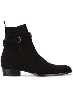 ботинки Wyatt 30 Jodhpur Saint Laurent