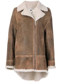 куртка свободного кроя Sand Mm6 Maison Margiela