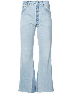 укороченные джинсы Leandra Re/Done