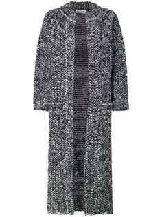 удлиненное пальто букле Sonia Rykiel