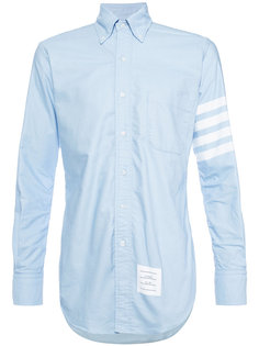 рубашка с полосами Thom Browne