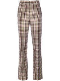 свободные брюки слим  Victoria Beckham
