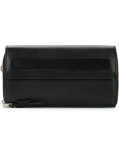 кошелек с замшевой панелью As2ov