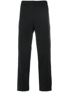 брюки с молниями Stella McCartney