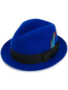 фетровая шляпа Paul Smith