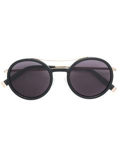 солнцезащитные очки круглой формы Max Mara