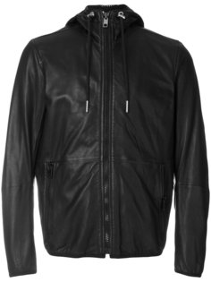 куртка на молнии с капюшоном Diesel
