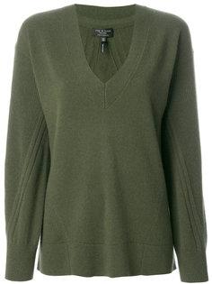 классический вязаный свитер Rag & Bone