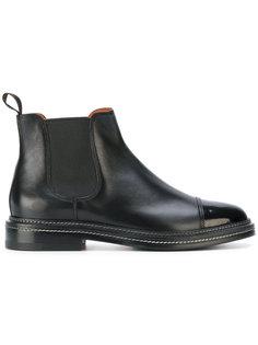 классические ботинки Челси Santoni