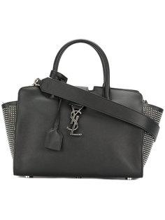 маленькая сумка-тоут Cabas Saint Laurent