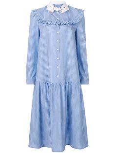 платье миди в полоску  Vivetta
