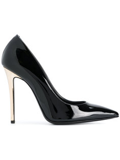 туфли-лодочки на металлическом каблуке Ermanno Scervino