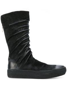 ботинки со сборками The Last Conspiracy