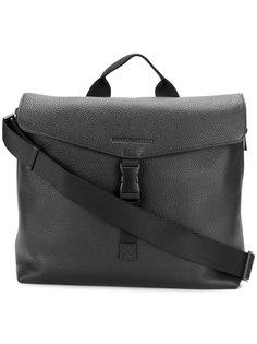 портфель с круговой застежкой-молнией Emporio Armani