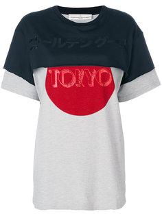 футболка с принтом Tokyo Golden Goose Deluxe Brand