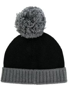 шапка с помпоном Eleventy