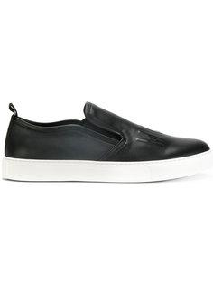 кроссовки с тисненым логотипом McQ Alexander McQueen
