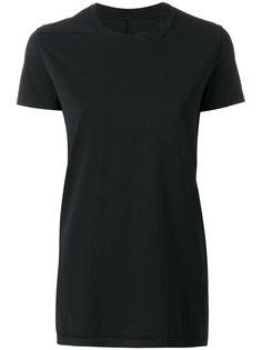 классическая приталенная футболка  Rick Owens DRKSHDW