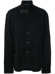приталенное пальто Yohji Yamamoto
