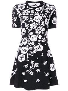 платье Floral Leaf Kenzo