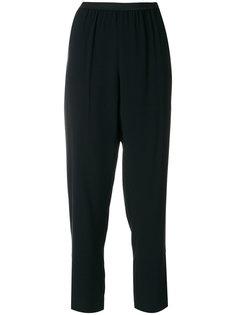 строгие укороченные брюки  IM Isola Marras