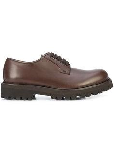 туфли на шнуровке Paul Andrew