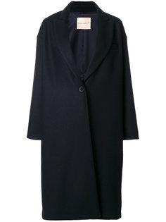 длинное пальто Erika Cavallini