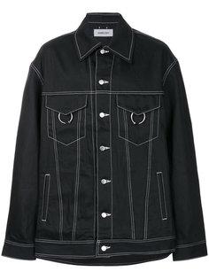 джинсовая куртка свободного кроя Ambush