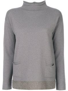 свитер с высоким воротом Fabiana Filippi