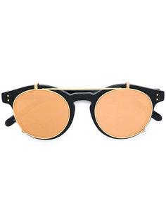 солнцезащитные очки 569 со съемными линзами Linda Farrow