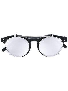 солнцезащитные очки 569 C2 со съемными линзами Linda Farrow