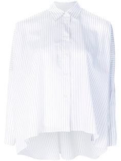 классическая блузка-шифт Mm6 Maison Margiela