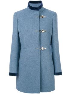 приталенное пальто Fay