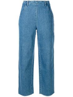укороченные джинсы Eloi Vanessa Seward
