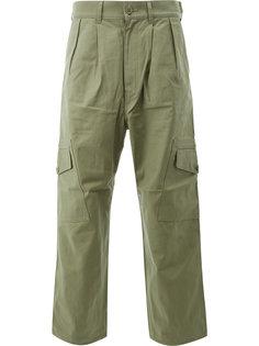 брюки с карманами карго Junya Watanabe Comme Des Garçons Man