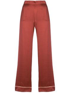 длинные пижамные брюки Asceno