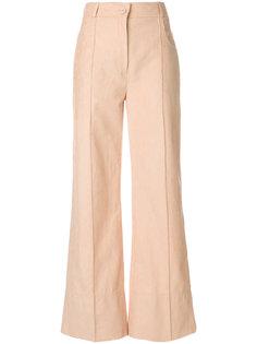 брюки клеш  Nina Ricci